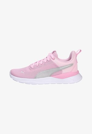 Sports shoes - pinkladypumasilver (013)