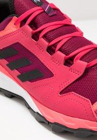 adidas Performance - TERREX AGRAVIC TR GTX - Trail running shoes - power pink/core black/footwear white - 2