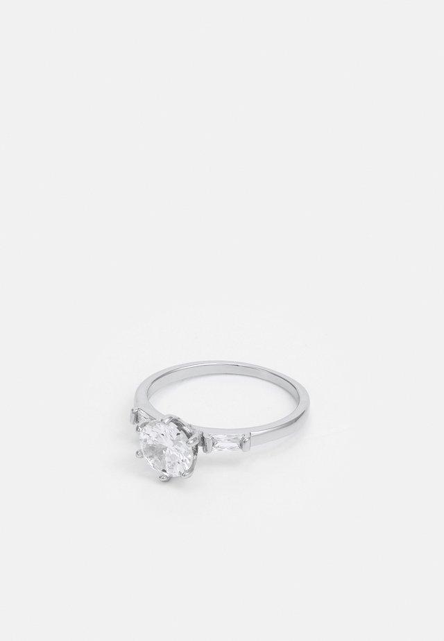 RAMEN - Anello - silver-coloured