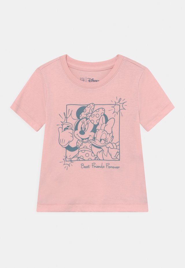 DISNEY MINNIE MOUSE TODDLER GIRL - T-shirt con stampa - icy pink