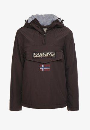 RAINFOREST - Light jacket - choco brown