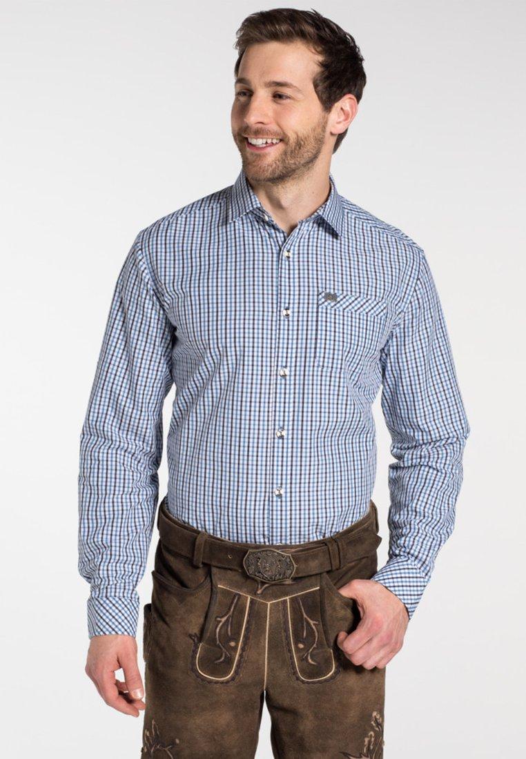 Spieth & Wensky - KANU - Shirt - blue