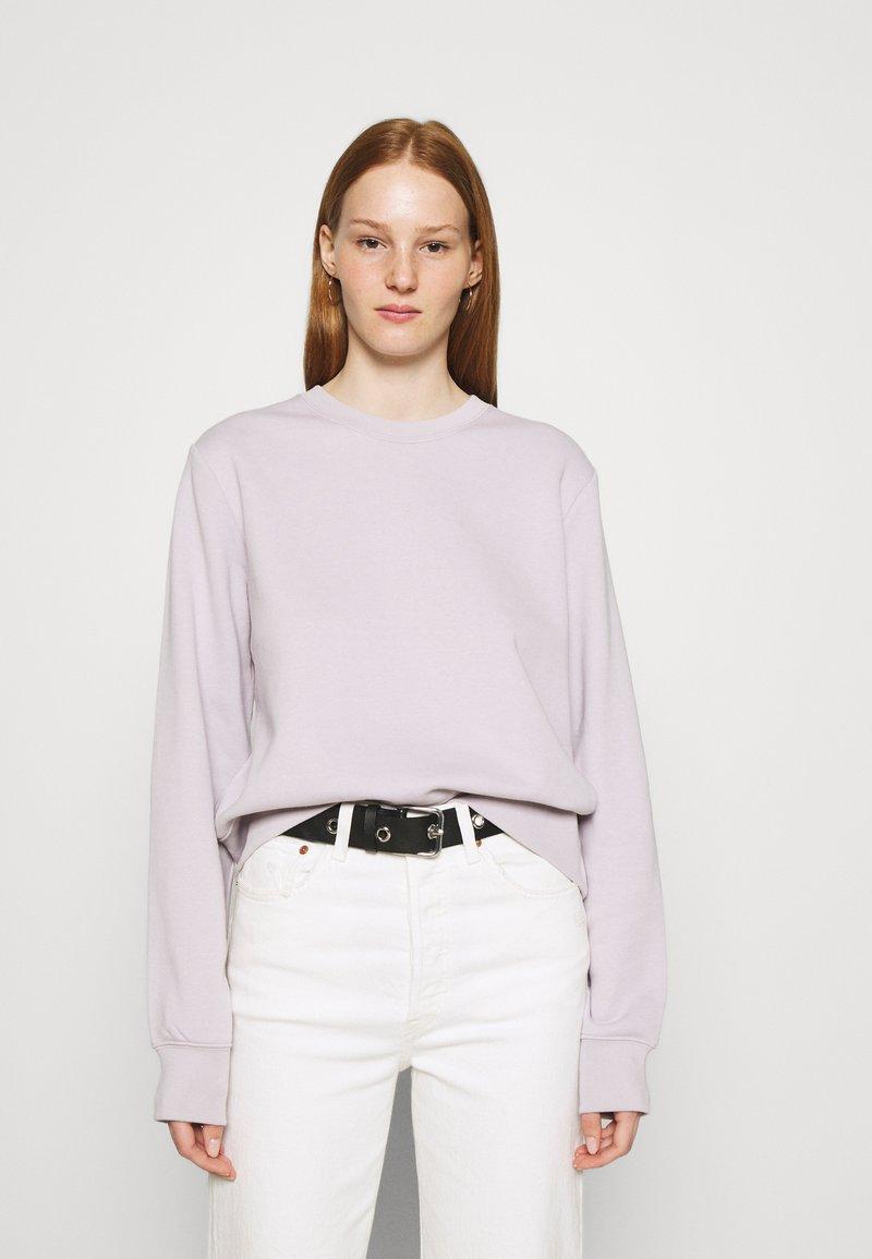 ARKET - NO HOOD - Sweatshirt - light lilac