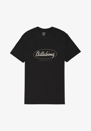 STATE BEACH - T-shirt print - black