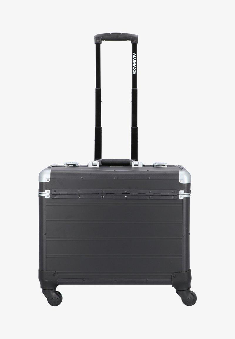 Alumaxx - Wheeled suitcase - black