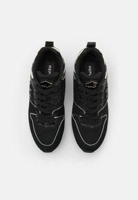 Replay - HENLEY - Sneakers basse - black - 3