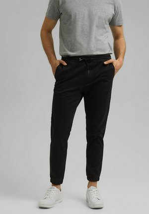 FASHION - Trousers - anthracite