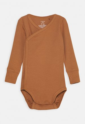 WRAP UNISEX - Body - dusty brown
