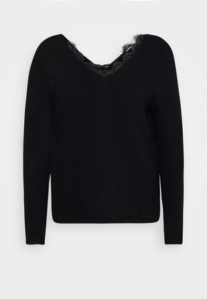 ONLJULIE - Jumper - black