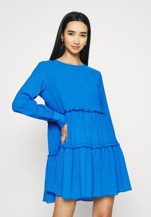 JDYLEA SHORT DRESS  - Vapaa-ajan mekko - strong blue