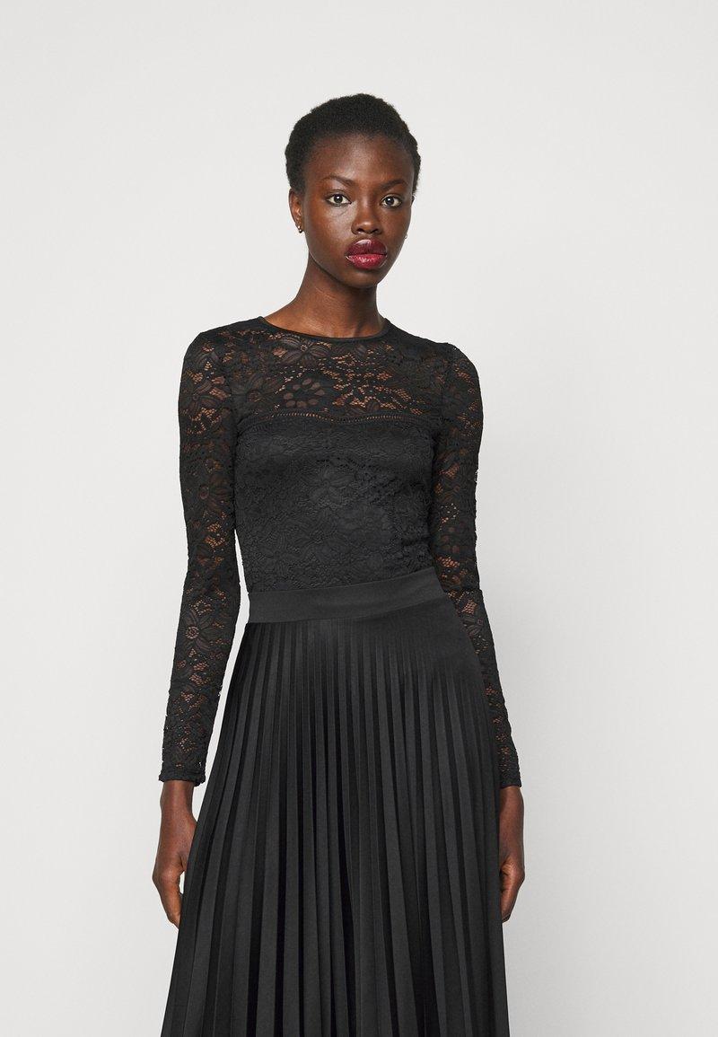 Anna Field Tall - Long sleeved top - black