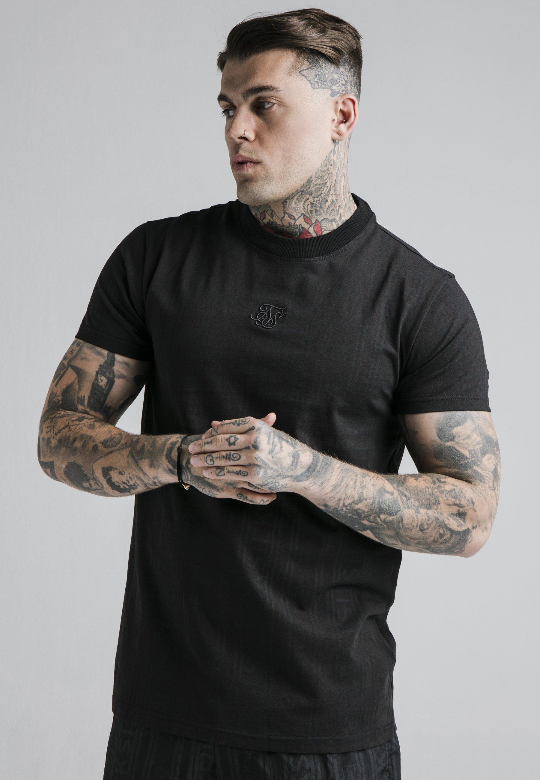 Men FITTED BOX TEE - Print T-shirt