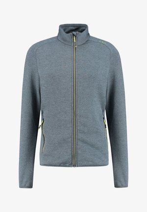 Fleece jacket - night blue