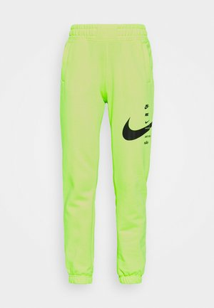 PANT - Tracksuit bottoms - volt/black