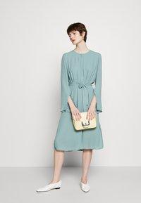 Filippa K - MILLA DRESS - Denní šaty - mint powde - 1