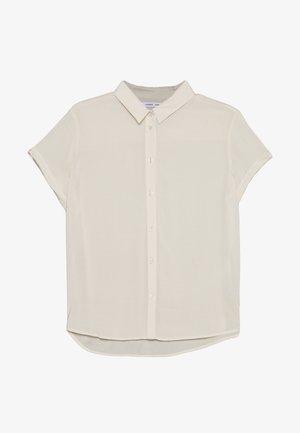 MAJAN - Skjorte - warm white