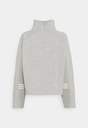 Sweatshirt - mottled grey heather