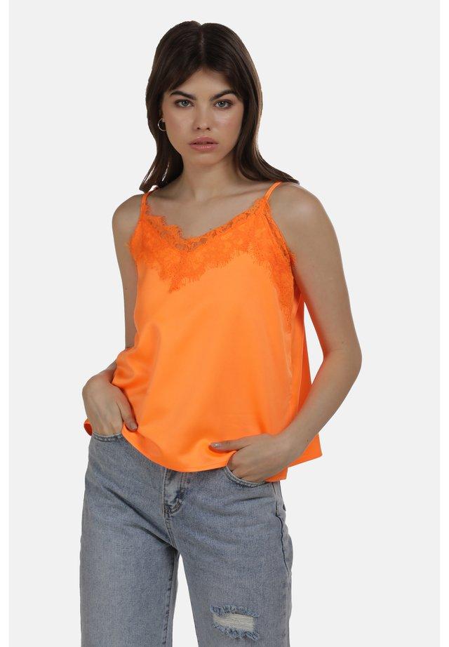 TOP - Top - neon orange