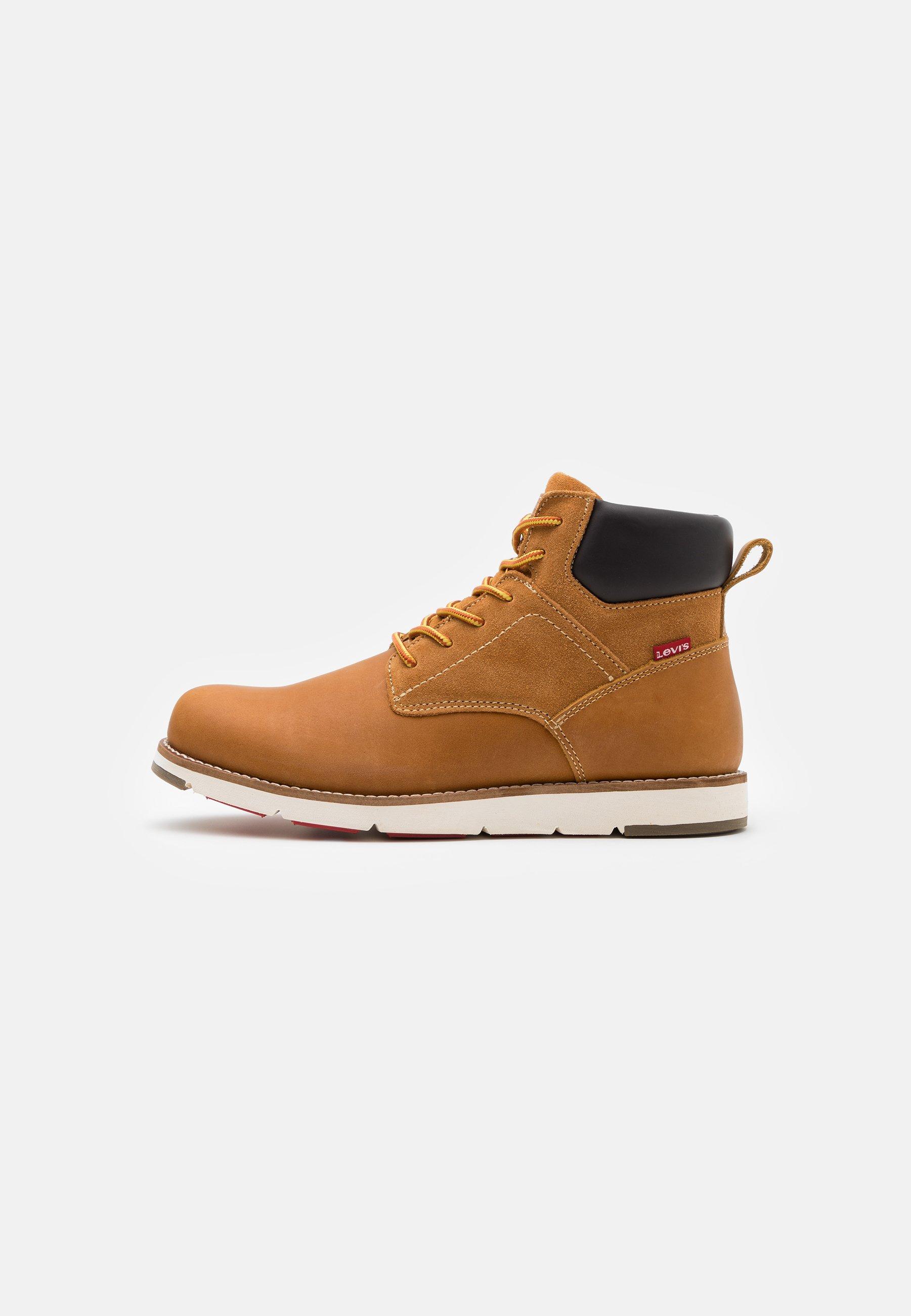 Men JAX PLUS - Lace-up ankle boots