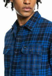 Quiksilver - STRATTON - Shirt - classic blue stratton - 4