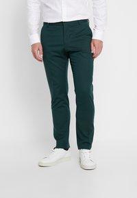 Selected Homme - SLHSLIM DAXLOGAN  - Jakkesæt - medium green melange - 4