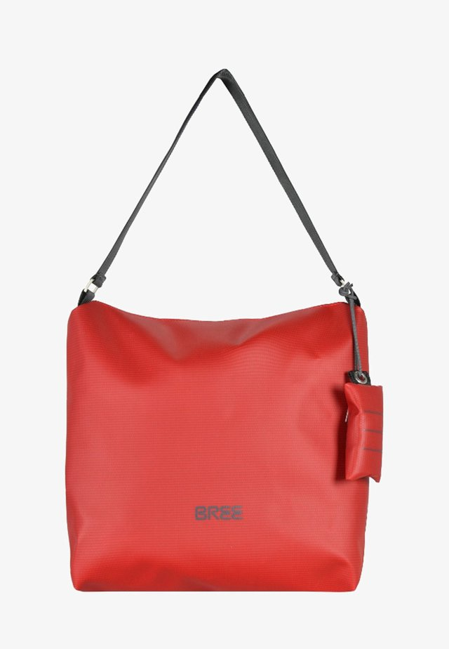 PUNCH - Sac bandoulière - red