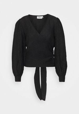 PATTI - Langærmede T-shirts - black