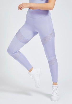 Leggings - violett
