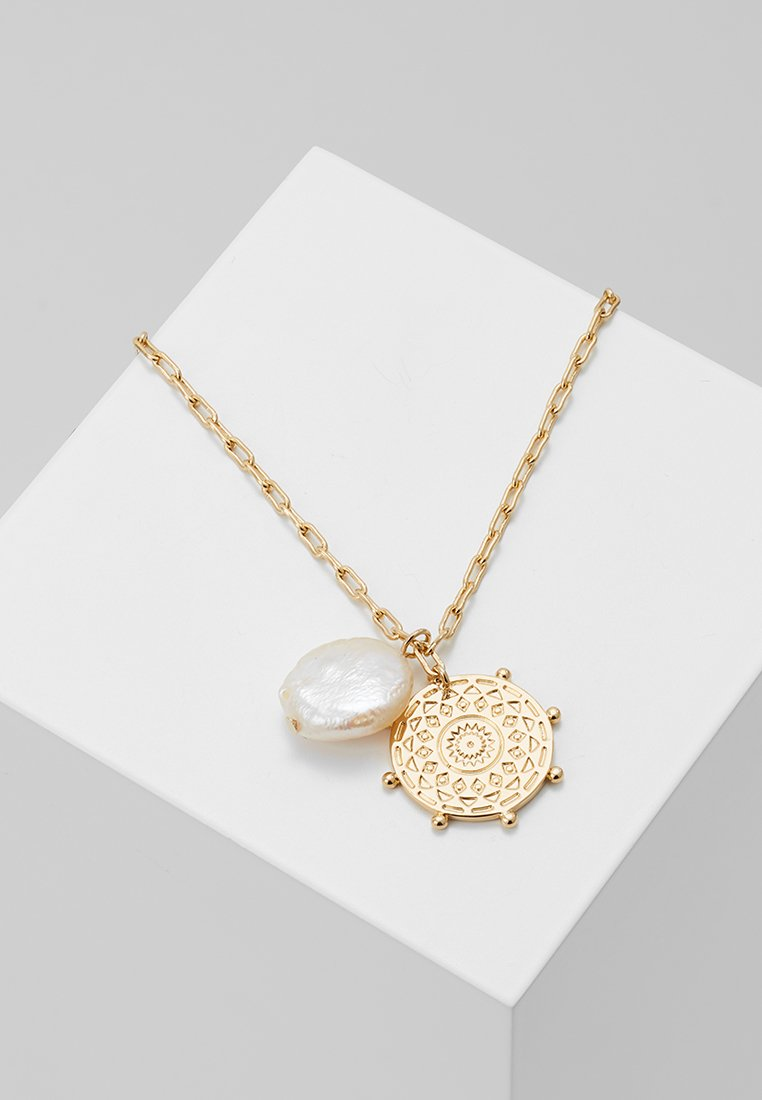 Orelia - Necklace - gold-coloured