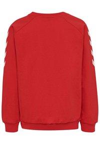 Hummel - HMLGO  - Sweatshirt - red - 1