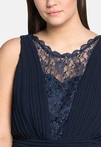 Sheego - Cocktail dress / Party dress - dark blue - 4
