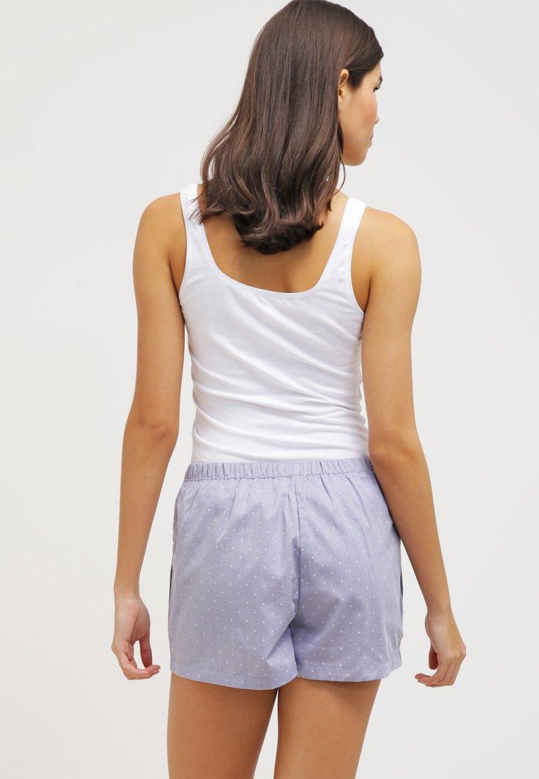 Damen MIX & RELAX - Nachtwäsche Hose - dunkelblau