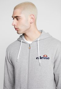 Ellesse - BRIERO - Zip-up hoodie - grey marl - 4