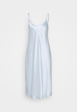 NIGHTGOWN UNDER KNEE - Nightie - azure