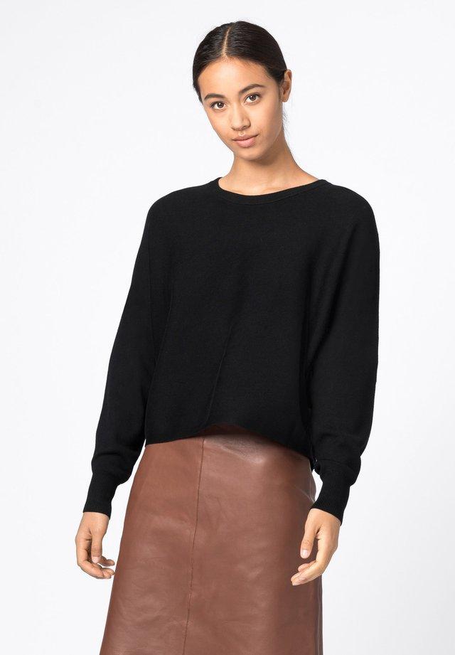 FLEDERMAUS - Pullover - schwarz