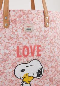 Cath Kidston - SNOOPY SIMPLE SHOPPER - Tote bag - washed pink - 6