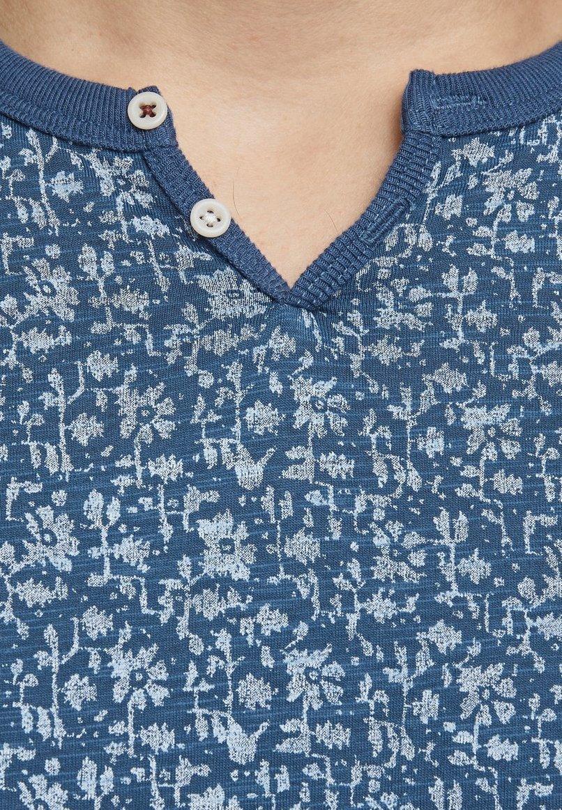 Jack & Jones PREMIUM Print T-shirt - vintage indigo MfVYK