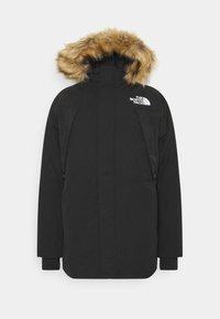 The North Face - NEW OUTERBOROUGHS JACKET - Kabát zprachového peří - black - 6