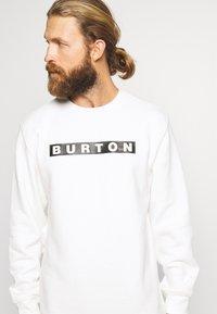 Burton - VAULT CREW - Sweater - stout white - 3