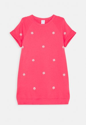 GIRLS - Day dress - rosehip