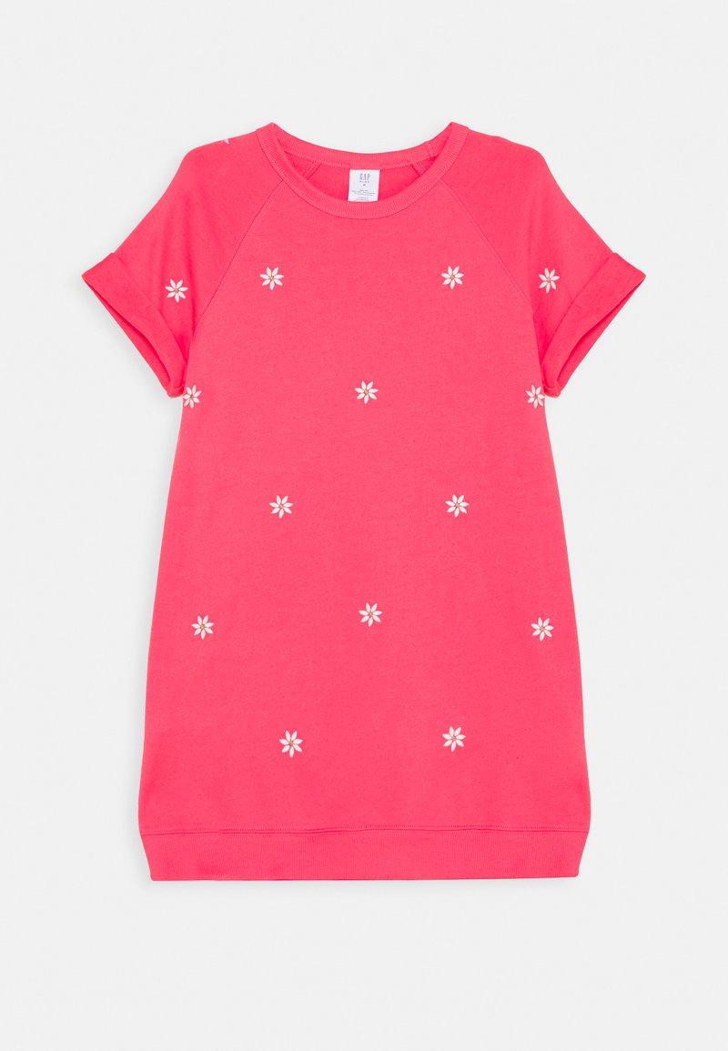 GAP - GIRLS - Denní šaty - rosehip