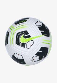Nike Performance - ACADEMY TEAM - Football - white / black / volt - 0