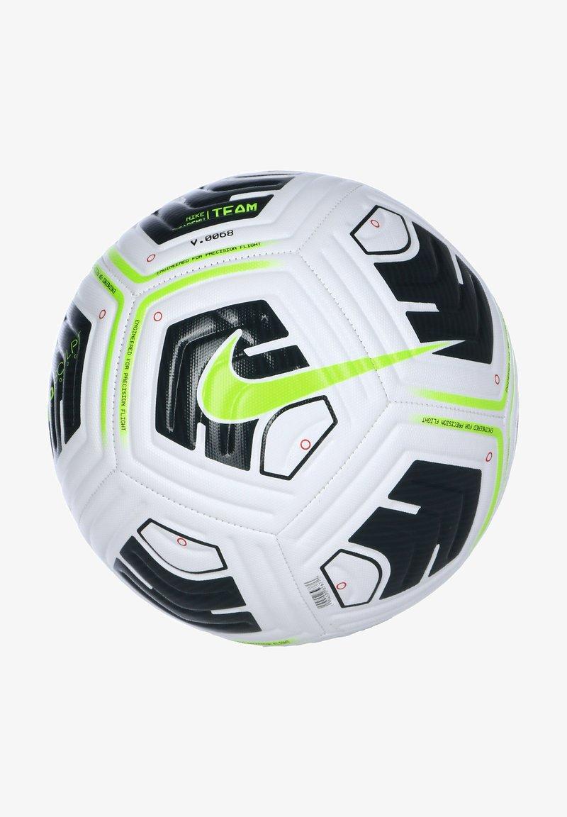 Nike Performance - ACADEMY TEAM - Football - white / black / volt