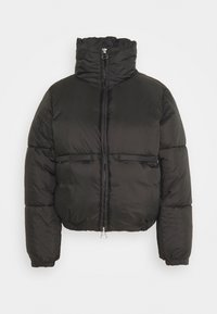 Weekday - HEDDA PUFFER JACKET - Zimní bunda - black - 4