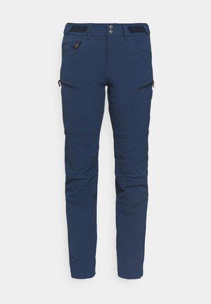 SVALBARD FLEX1 PANTS - Pantalon classique - indigo night