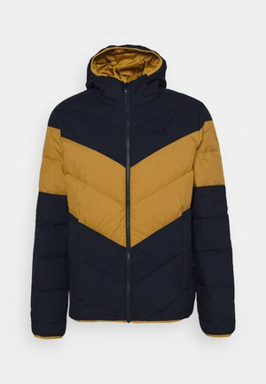 BARROW BAY JACKET - Down jacket - night blue