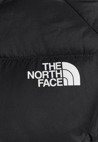 The North Face - HYALITE JACKET - Bunda zprachového peří - black - 9