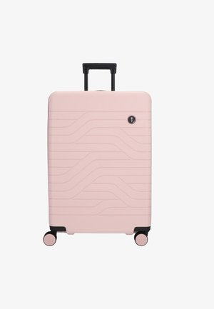 Wheeled suitcase - pearl pink