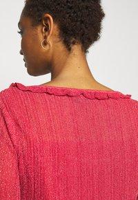 M Missoni - ABITO - Pletené šaty - red - 4