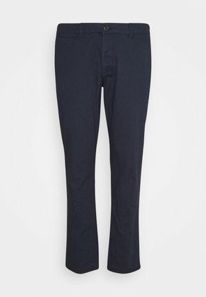 JJIMARCO JJDAVE - Trousers - navy blazer